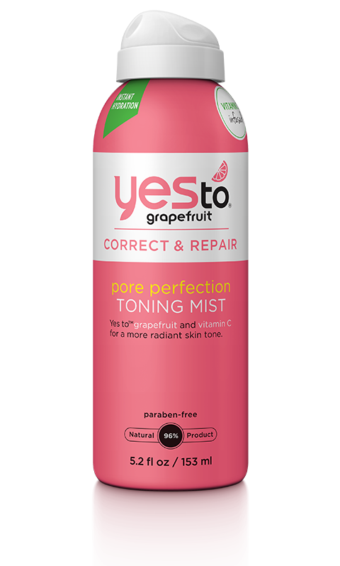 Yes To Carrots'   Yes To Grapefruit   Pore Perfection Toning Mist