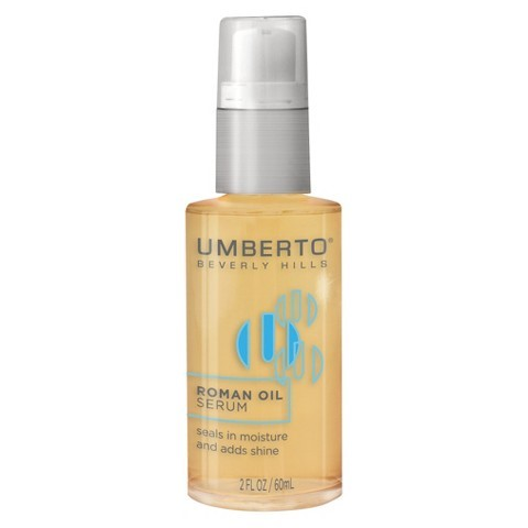 Umberto Beverly Hills Roman Hair Oil Serum  ( available at Target for $9.99 )