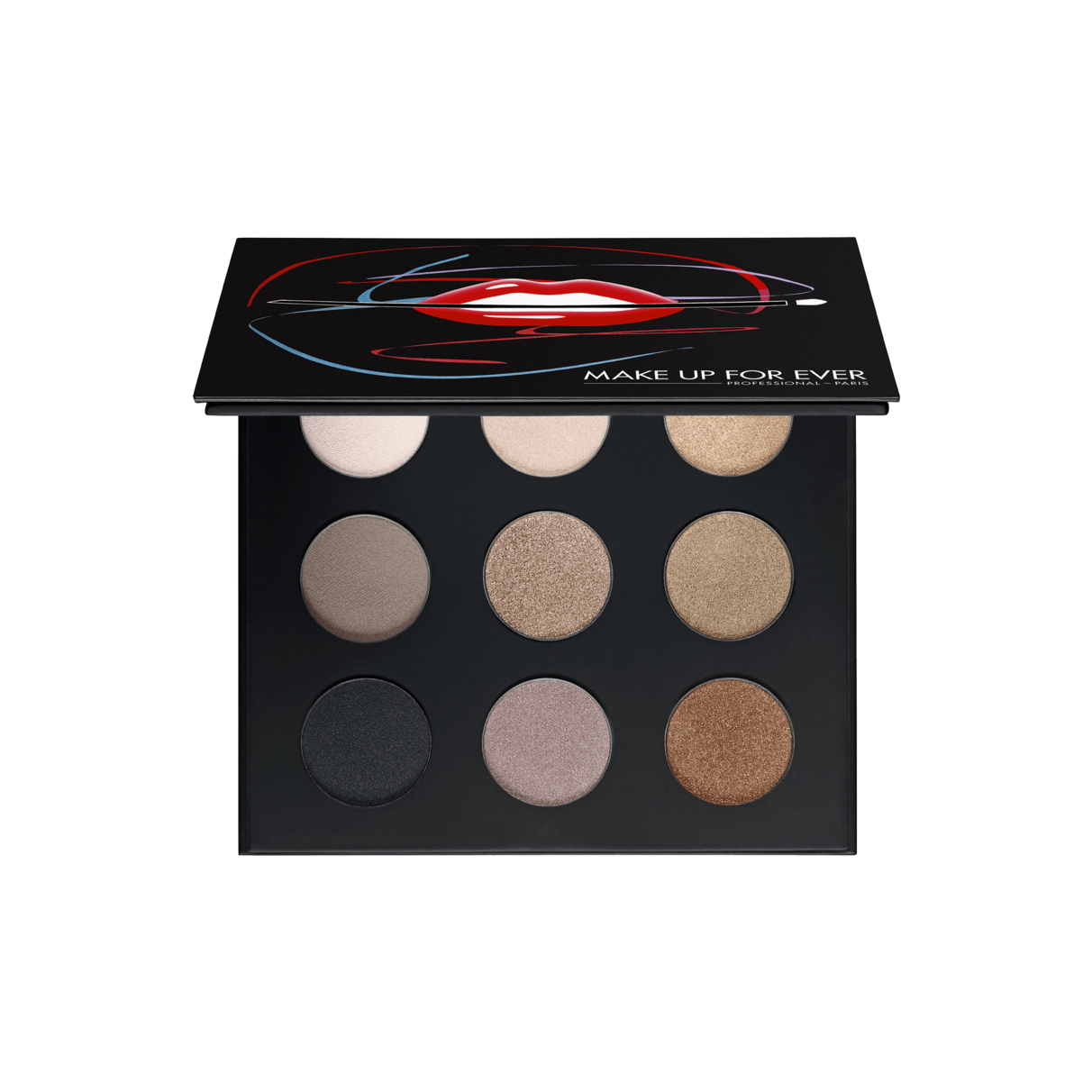 Makeup Forever 's  Artist Shadows- 1 9 Artist Shadow Palette   ($44)