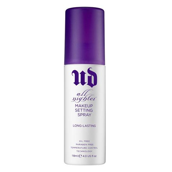 4. Urban Decay  All-Nighter Long Lasting Makeup Setting Spray  ($30)