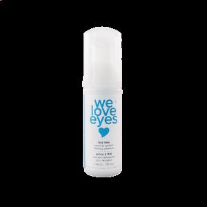 We Love Eyes  Tea Tree Eyelid Foaming Cleanser  ($20)