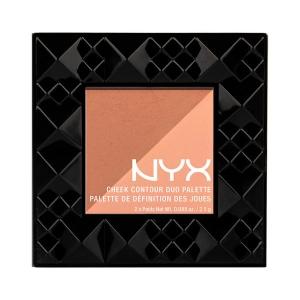NYX Cosmetics  Cheek Contour Duo Palette  ($9)