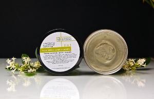 Lunasea Botanicals  Etsy shop  Tea Tree and Honey Face Scrub and Mask  ($20)