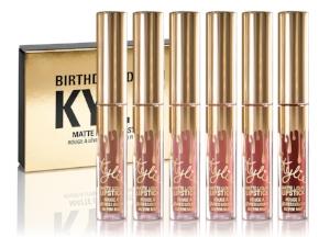 Kylie Cosmetics  Matte Lipstick Mini Kit  ($36)
