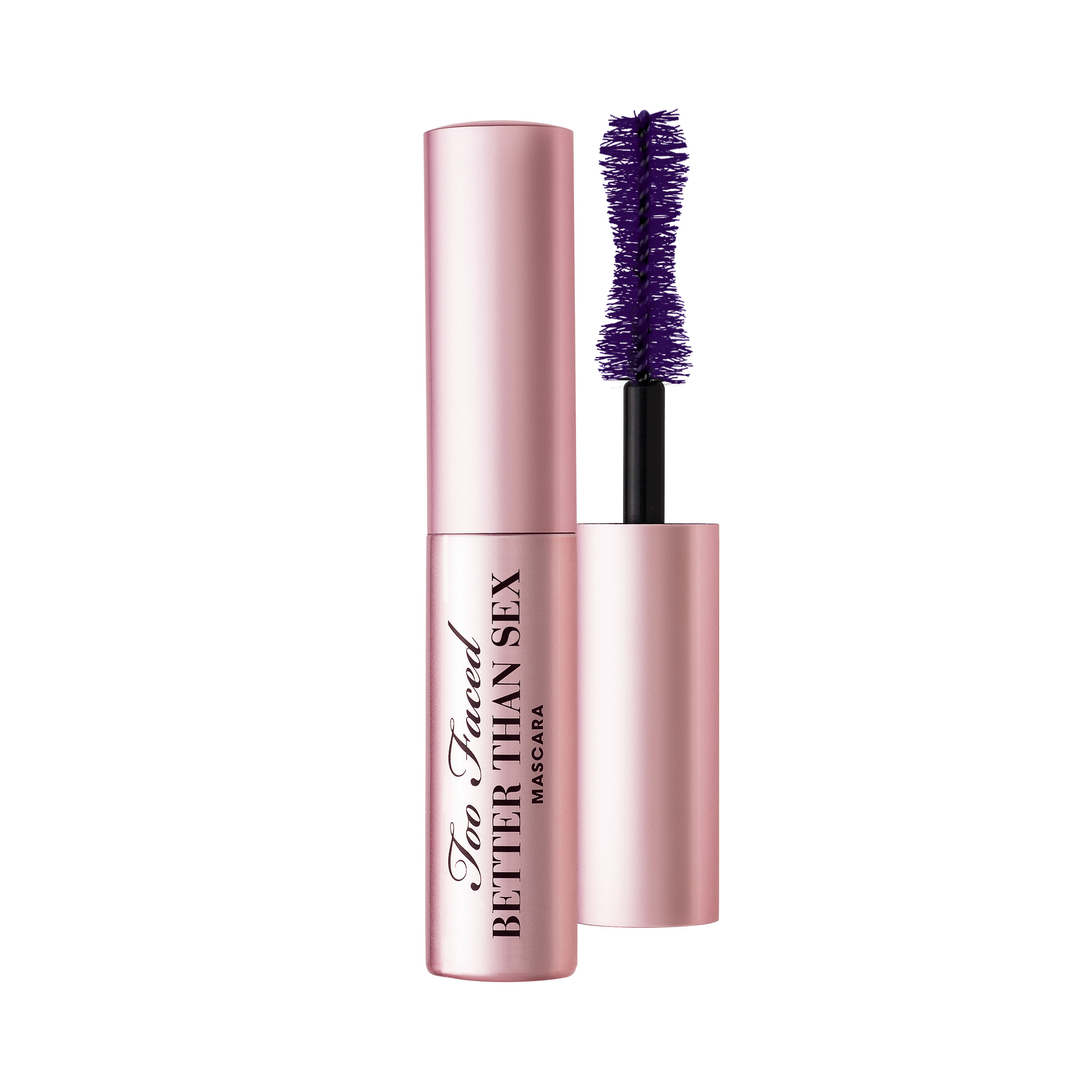 Too Faced  The Power Of Makeup By Nikkie Tutorials Better Than Sex Mascara  (the collection is $56)