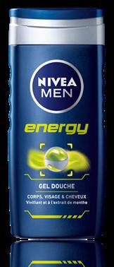 Nivea 's  Gel Douche 3EN1 Energy  (price varies by retailer)