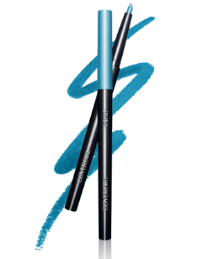 CoverGirl 's  Ink It! By Perfect Point Plus   In Aquamarine Ink  ( ≈ $6.74 )