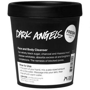 Lush Cosmetics ' Dark Angels Scrub   ($13.95-$33.95)