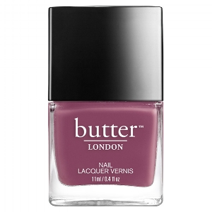 butter LONDON 's  Toff Nail Lacquer  ($7.50)