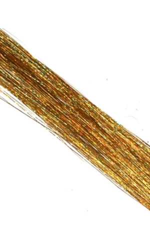 New Obsessions ' Hair Tinsel Sparkle Gold Color  ( ≈ $2.91)