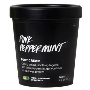 Lush  Pink Peppermint Foot Cream  ($26.95)