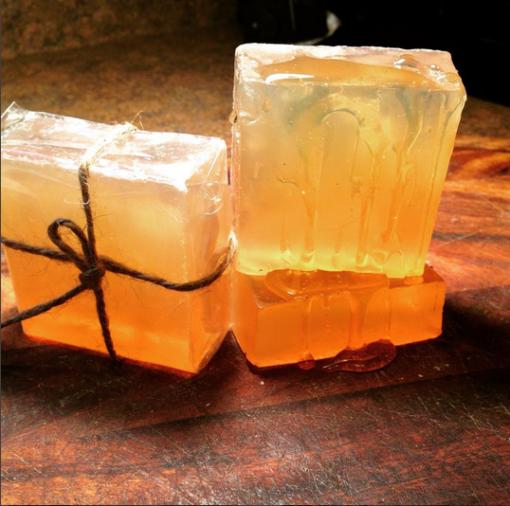 Honey Bath & Body  Amber Bar  ($6.50)