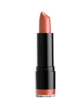 NYX   Extra Creamy Round Lipstick  In Indian Pink  ($4)