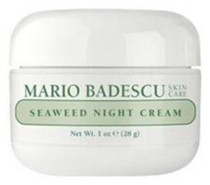 Mario Badescu 's  Seaweed Night Cream  ($22)