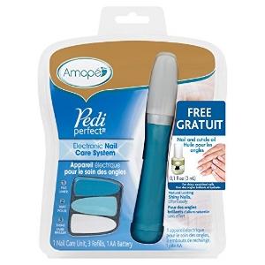Amopé 's Pedi Perfect Nail Care System - Via Amazon