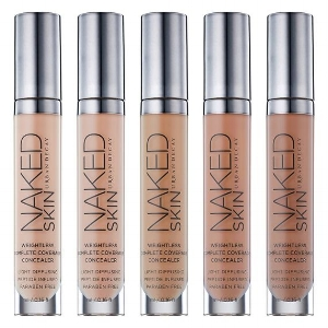 Urban Decay 's  Naked Skin Weightless Complete Coverage Concealer  ($28)