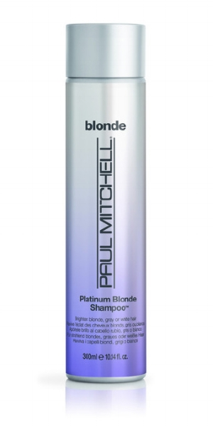 Paul Mitchell   Platinum Blonde Shampoo™  (price varies by retailer)