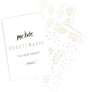 "Mr. Kate 's  BeautyMarks ""The New Makeup"" Freckles   ($14)"