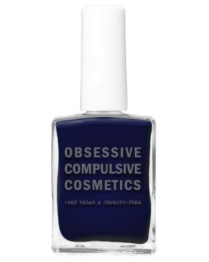 Obsessive Compulsive Cosmetics ' Inky  Nail Lacquer   ($10)