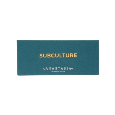 Anastasia Beverly Hills'  Subculture Palette  ($42)