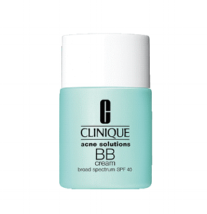 Clinique   Acne Solutions BB Cream Broad Spectrum SPF 40   ($39)