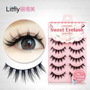 Litfly's Sweet Eyelash (#118) - Via  YesStyle  ($4.90)
