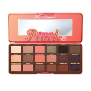 Too Faced   Sweet Peach Palette   ($49)