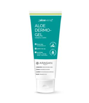 [aloe vera] 2  Aloe Dermo-Gel  (≈15 €)
