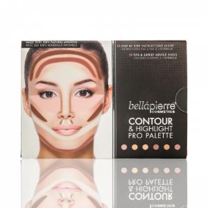 Bellapierre  Contour & Highlight Pro Palette  ($50)