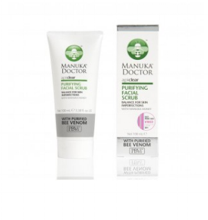 Manuka Doctor  ApiClear  Purifying Facial Scrub  ($34.95)