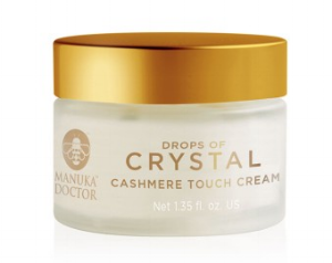Manuka Doctor  Drops of Crystal Cashmere Touch Cream  ($39.95)