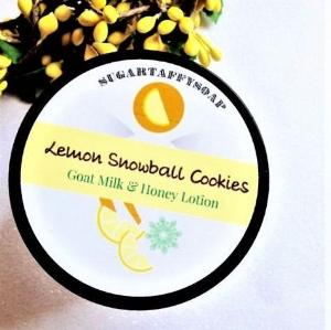 SugarTaffySoap  Lemon Cookie Lotion  ($7.95)