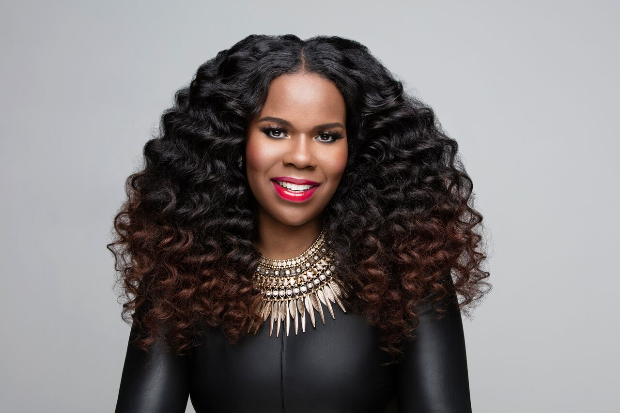 p/c: Courtney Adeleye, Founder & CEO of  The Mane Choice