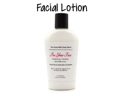 Thirsty Creek Ranch / The Goat Milk Soap Store 's  For Your Face Goat Milk Lotion  ($4.95)