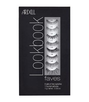 ARDELL   Lash Lookbook 8 Pairs + Duo ($17.49)-  via Ulta
