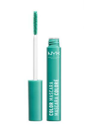 "NYX   Color Mascara In ""Mint Julip""  ($7)"