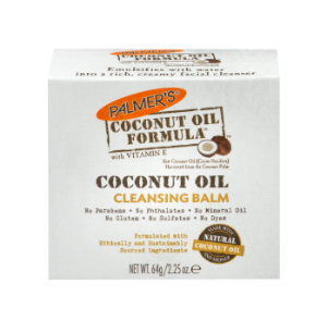 Palmer's   Coconut Oil Formula Cleansing Balm   (price varies by retailer)