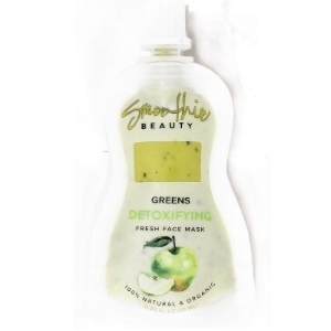 Smoothie Beauty   Greens (Detoxifying) Fresh Face Mask   ($10.50)