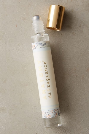 Anthropologie   Anatomy of Fragrance Rollerball Perfume   ($14)
