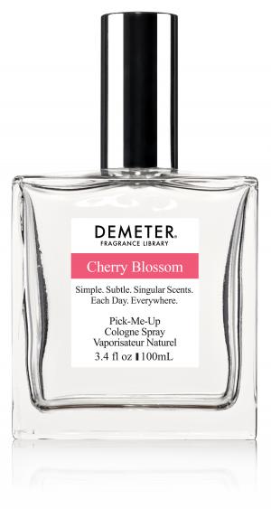 """Demeter Fragrance Library 's  """"Cherry Blossom""""   ($40.00/3.4 OZ COLOGNE SPRAY"""