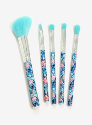 BoxLunch 's  Disney Lilo & Stitch Makeup Brush Set  ($21.52)