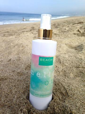 Beach Cosmetics ' Mellow Out Leave in Conditioning Detangler  ($18.99)