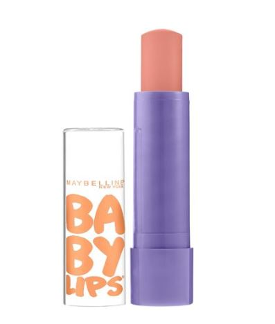 Maybelline 's  Baby Lips® Moisturizing Lip Balm  In  Peach Kiss   (prices vary by retailer)