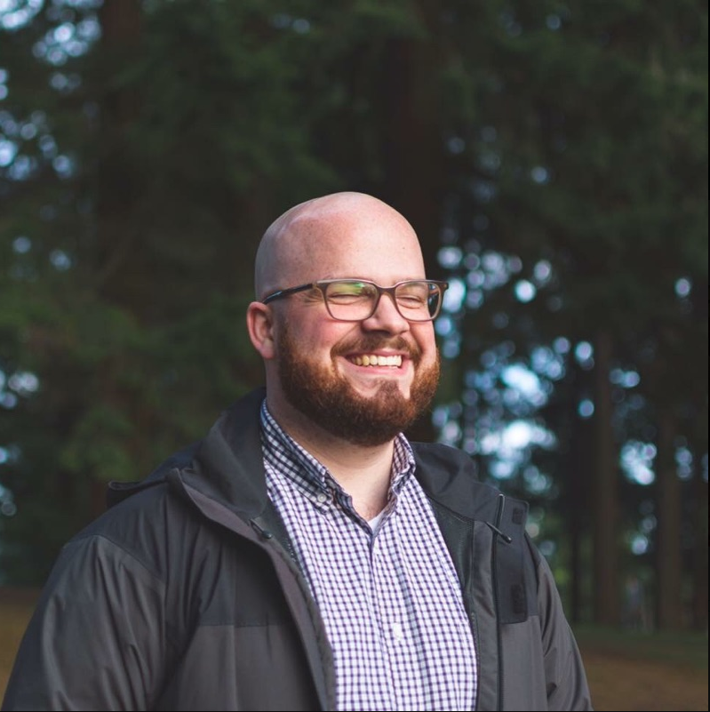 Husband. Seminary Grad. Musician. Spiritual Formation Pastor at  Family Life Church . Hybrid Learning Specialist at  George Fox Evangelical Seminary . I love books, people, traveling, and food.  You can find  my photography over on Flickr .