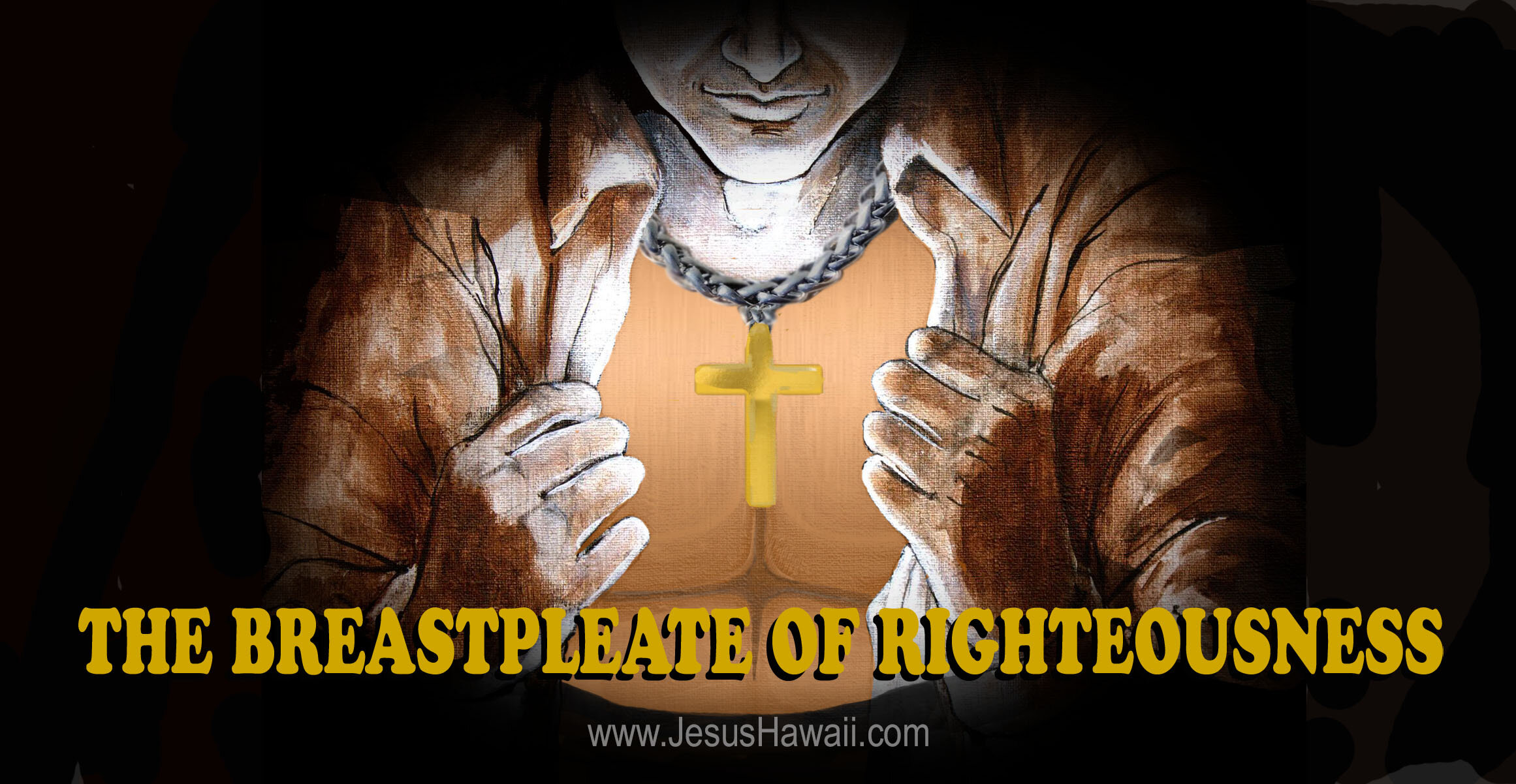 The Breastplate Of Righteousness Amazing Love