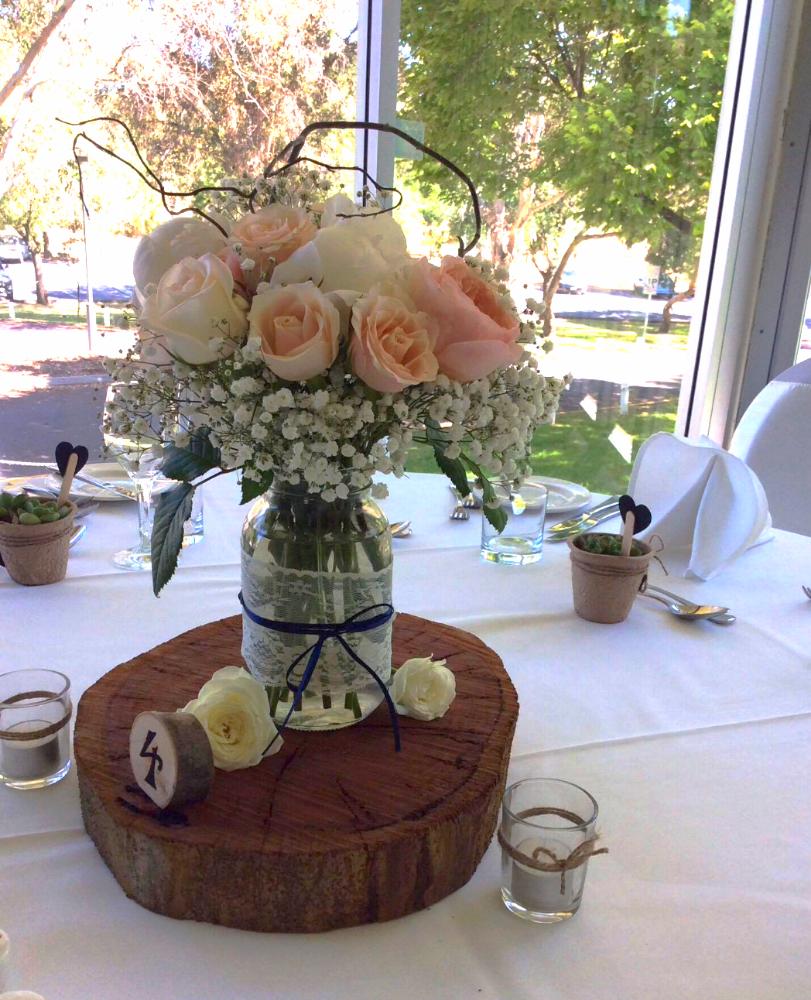 Bridechilla Club wedding flower budget