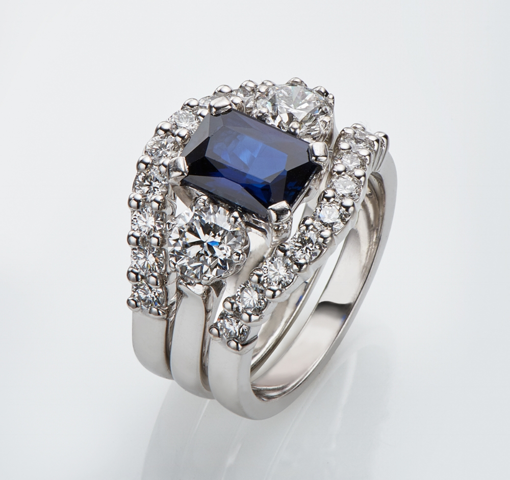 Unbridely - EverettBrookes make your own wedding rings