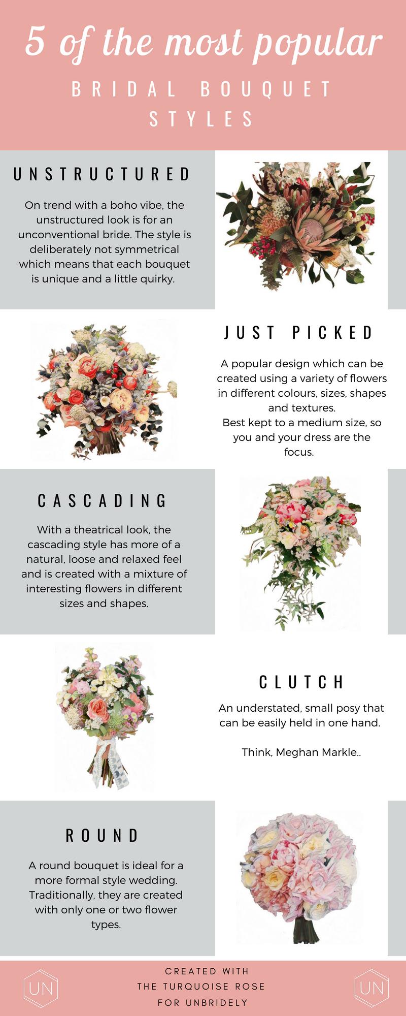 5 popular wedding bouquet styles.jpg