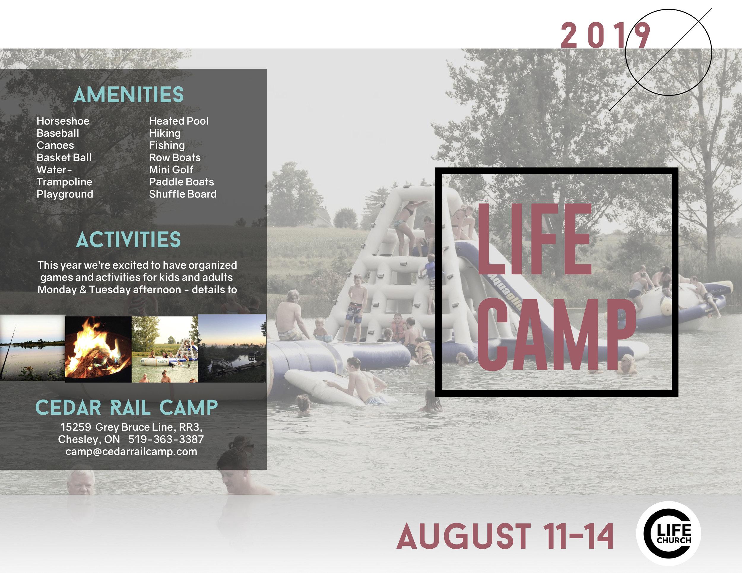 Life Camp Brochure 2019 1
