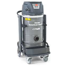 "The Clarke American Dust Containment System CAV 100 is one of the ""best of the best"" dust removal units in today's floor refinishing industry. The filters on the CAV 100 reduce the dust particles down to the micron level; allowing us to give you a virtually dustless floor refinishing project. Because of this we can skip the time consuming process of hanging plastic everywhere and we are able to complete the process days before our competitors  and we don't leave a mess when the project is done!  We take extreme pride in our ""on time"" approach and on being the cleanest re-finishers in the business."